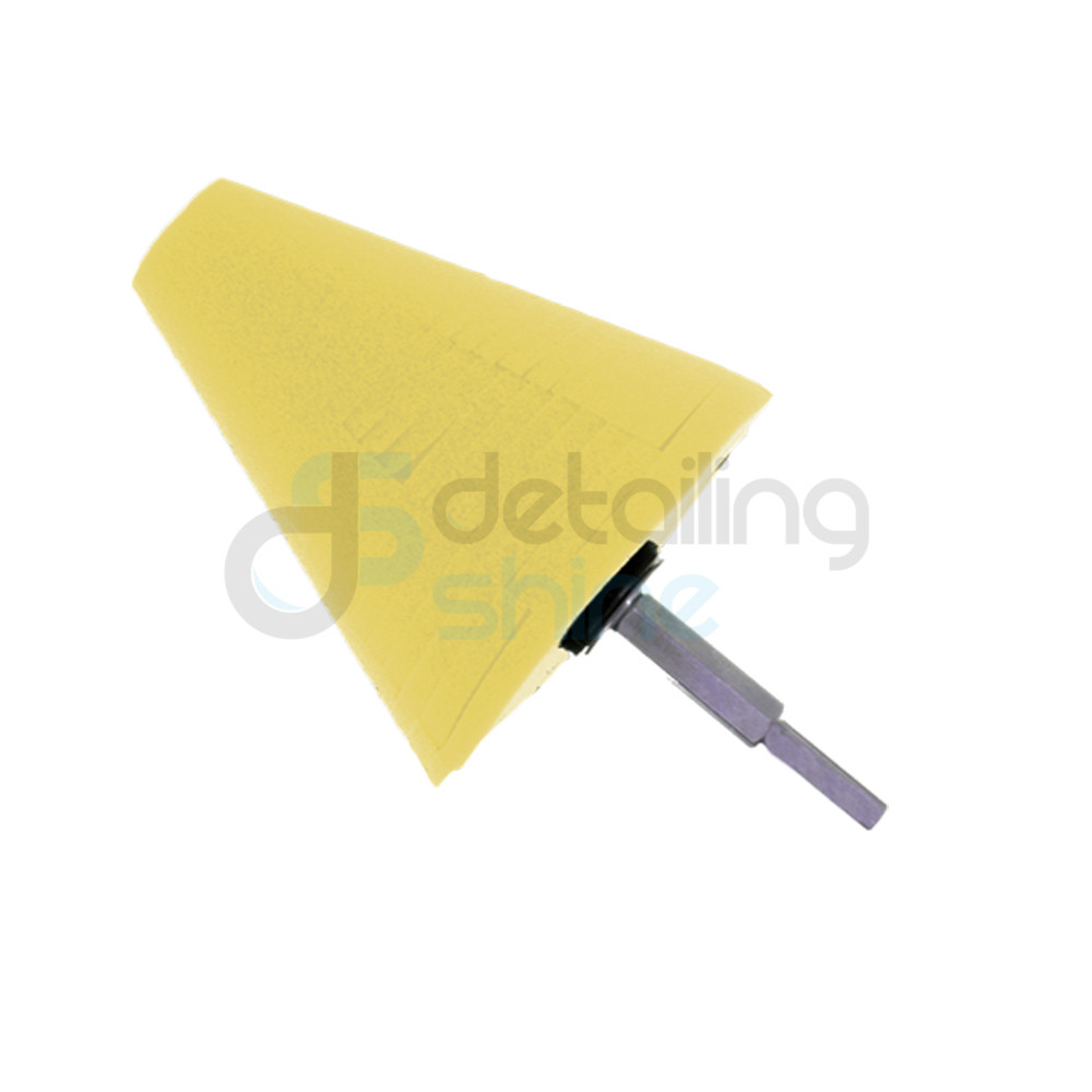 DS Cone Yellow Heavy Cutting