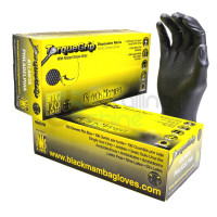 Gants BLACK MAMBA Snackeskins XL