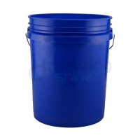 GRIT GUARD Bucket - Blue