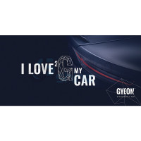 GYEON Banner 200x100 I Love 2G my car