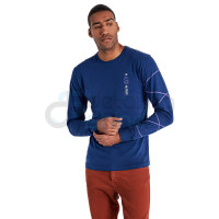 GYEON Long Sleeve Navy Blue