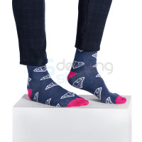 GYEON Socks Navy Blue