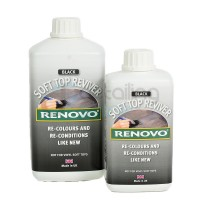 RENOVO Soft Top Reviver Noir