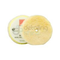 RUPES Wool Polishing Medium Pad Yellow